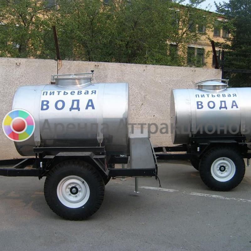 Аренда бочки с питьевой водой