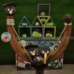 Angry Birds в аренду на мероприятие