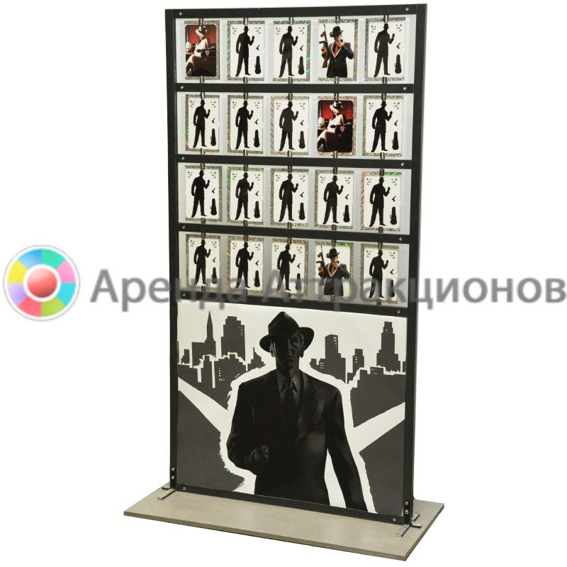 Карточный стенд заказать на мероприятие