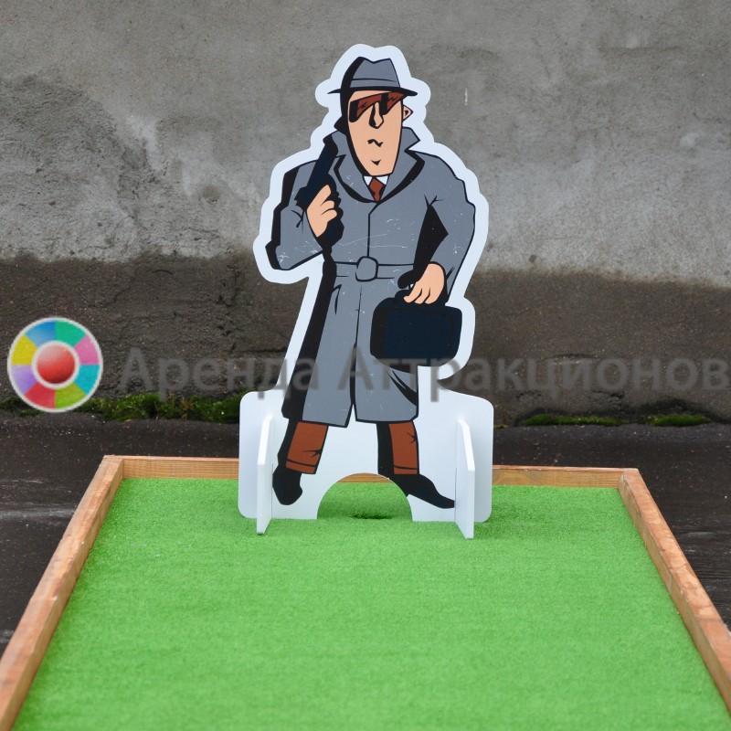 Мини гольф в аренду