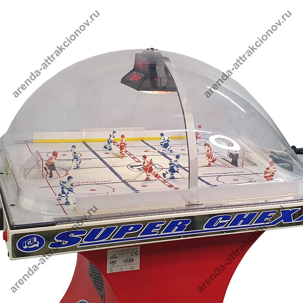 Аренда настольного хоккея на праздник