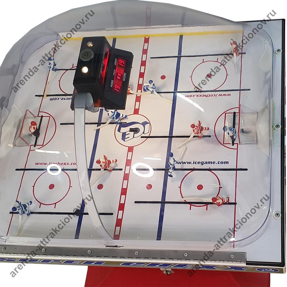 Настольный хоккей в аренда на праздник