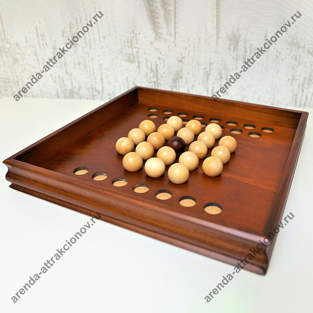 Настольная логическая игра 21 шарик