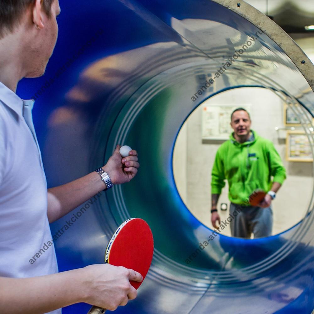 3D теннис для event мероприятий
