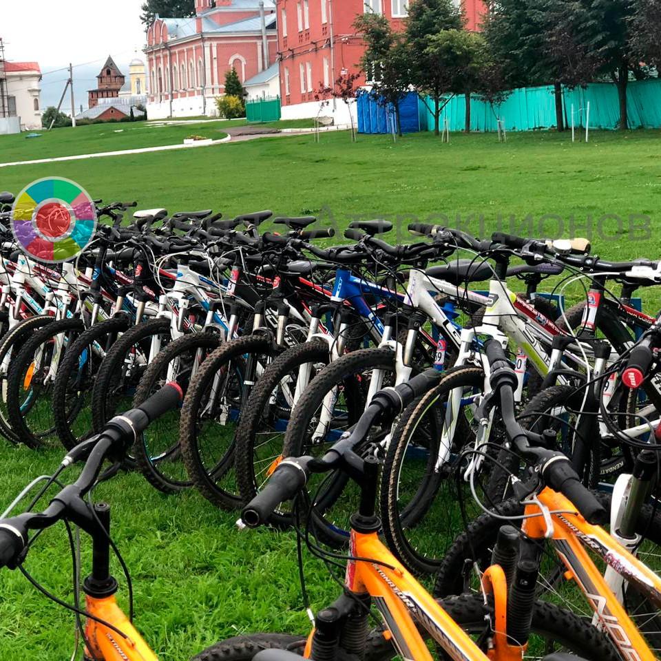 Велосипед классический без скоростей в аренду