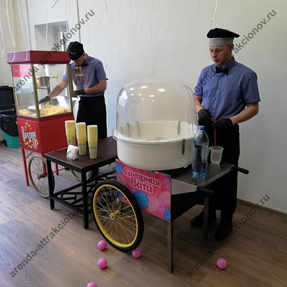 Сахарная вата заказать