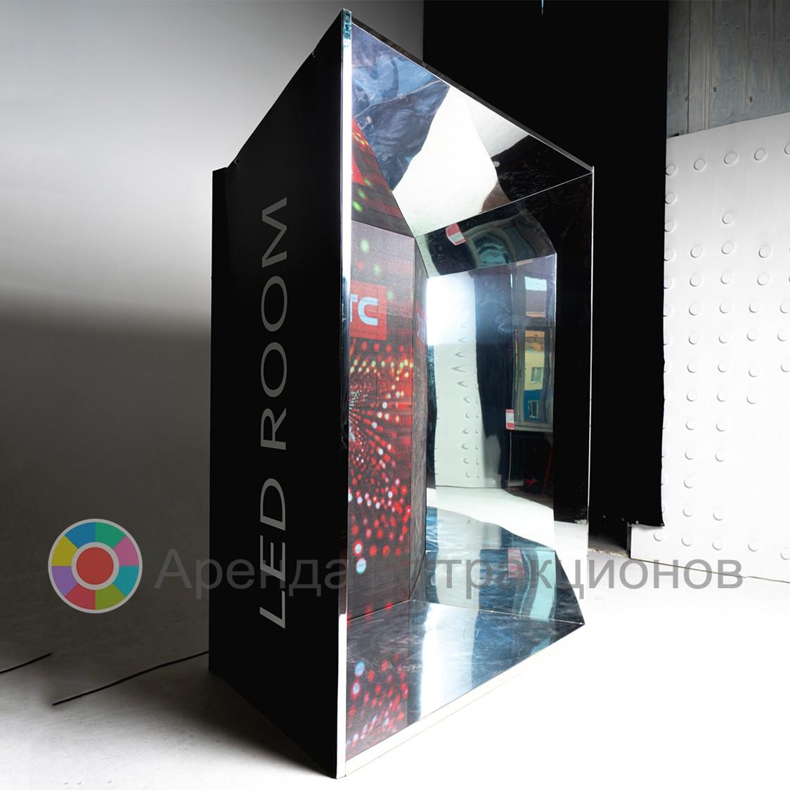 Фотозона LED Калейдоскоп для гостей мероприятия