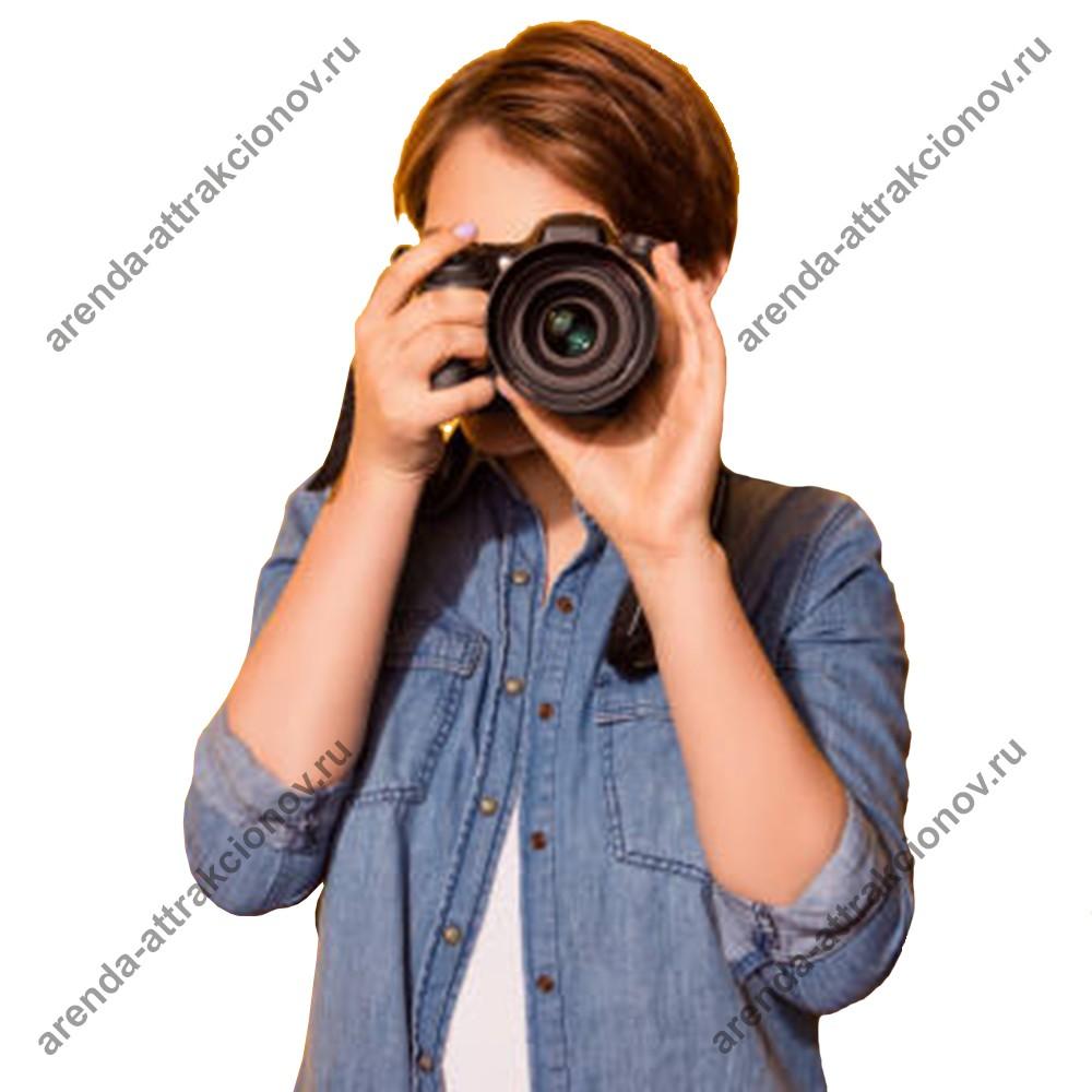 Фотограф для фотозоны пайетки