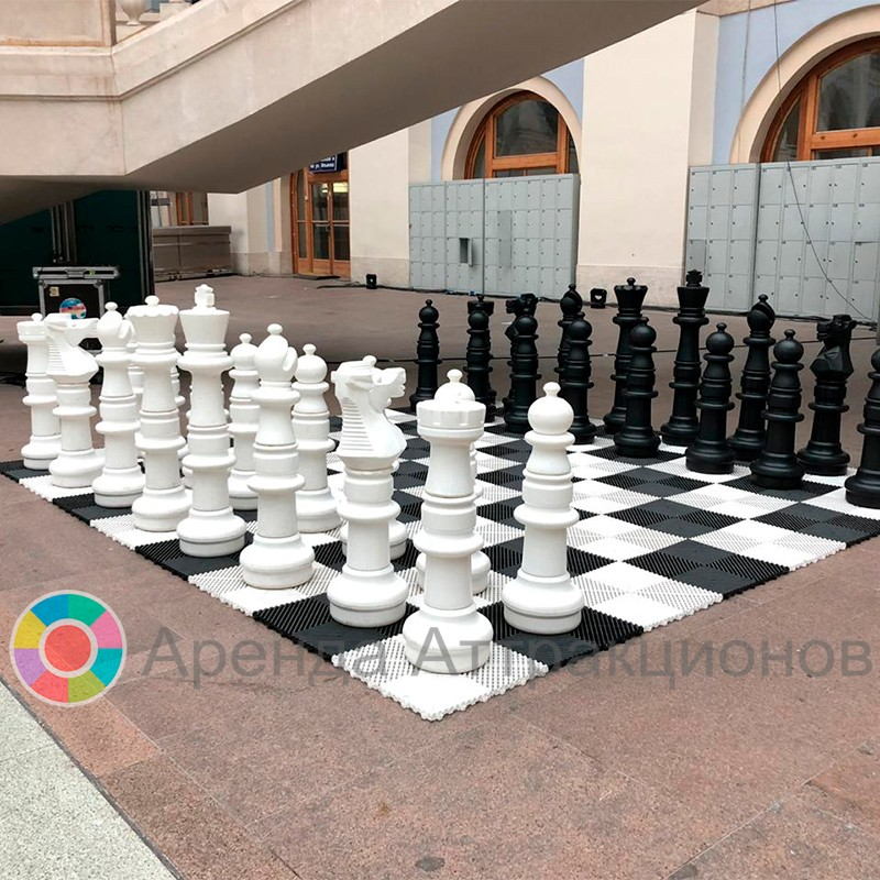 Аренда средних шахмат