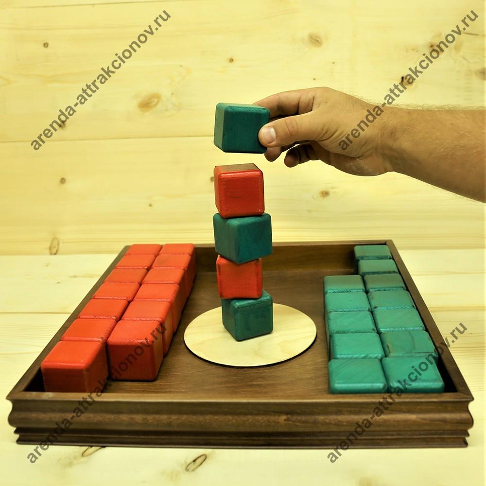 Настольная логическая игра Башня