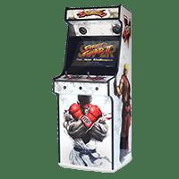 Street Fighter - Советский игровой автомат