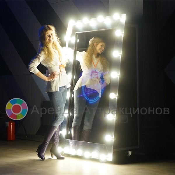 аренда селфи зеркало в Москве