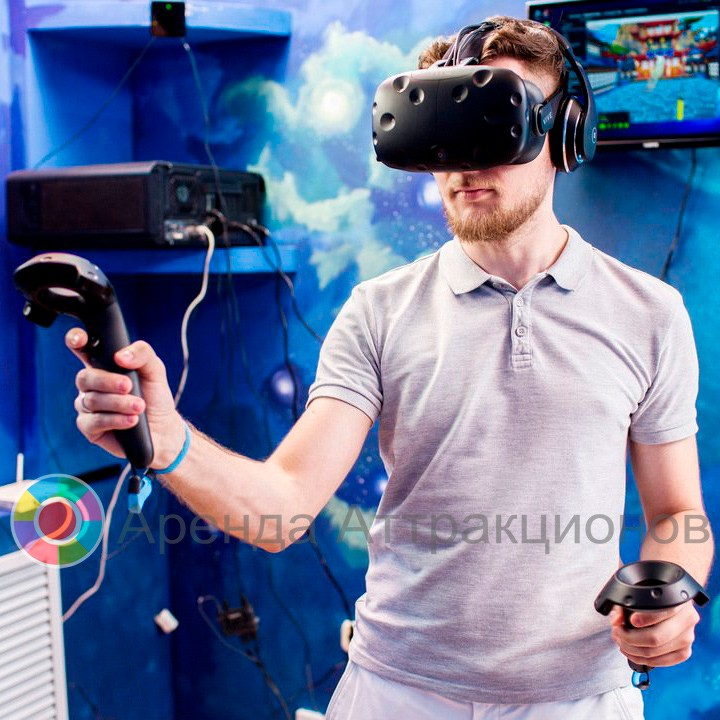 Компьютерный клуб VR