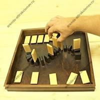Настольная игра Домино для кофе брейков