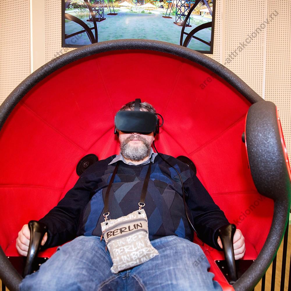 VR Сфера в аренду