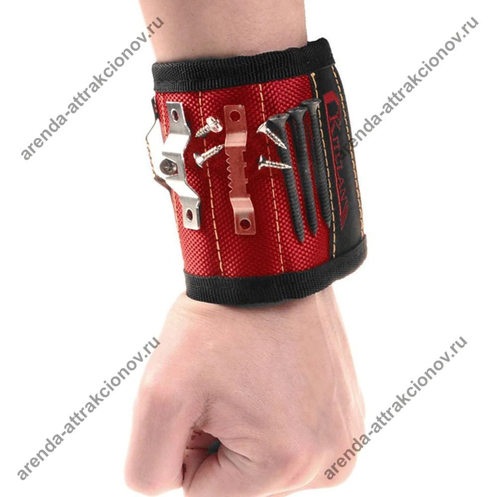 магнитные браслеты для гвоздей и шурупов в подарок