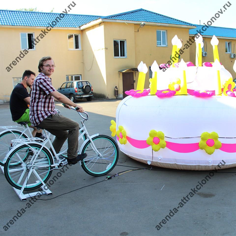 велоторт напрокат