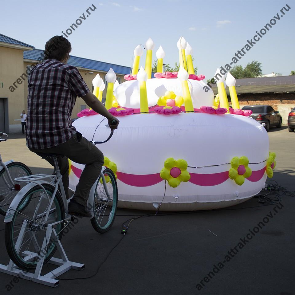 Велоторт на праздник