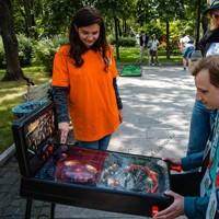 Инструктор для Пинбольного стола СССР