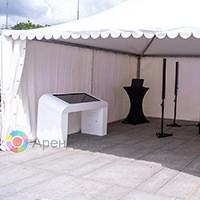 Интерактивный стол для Фотобудки калейдоскоп
