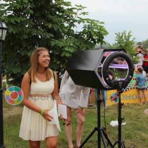 Фотобудка калейдоскоп в аренду