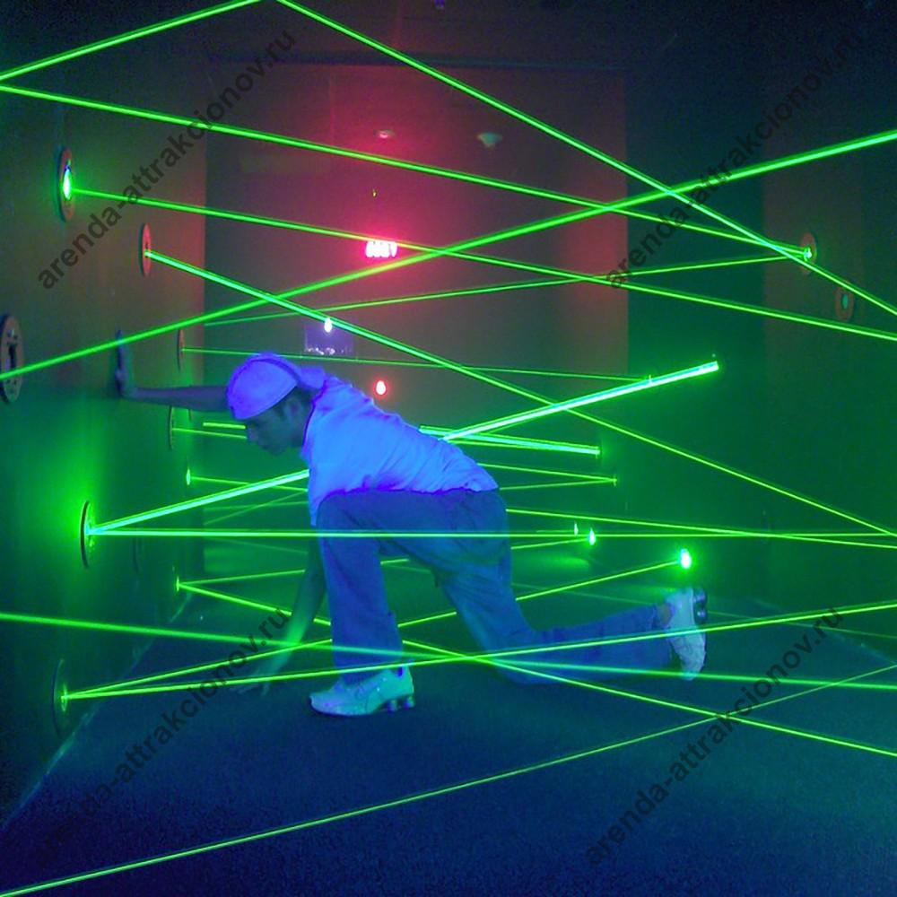 лазерный лабиринт московская область