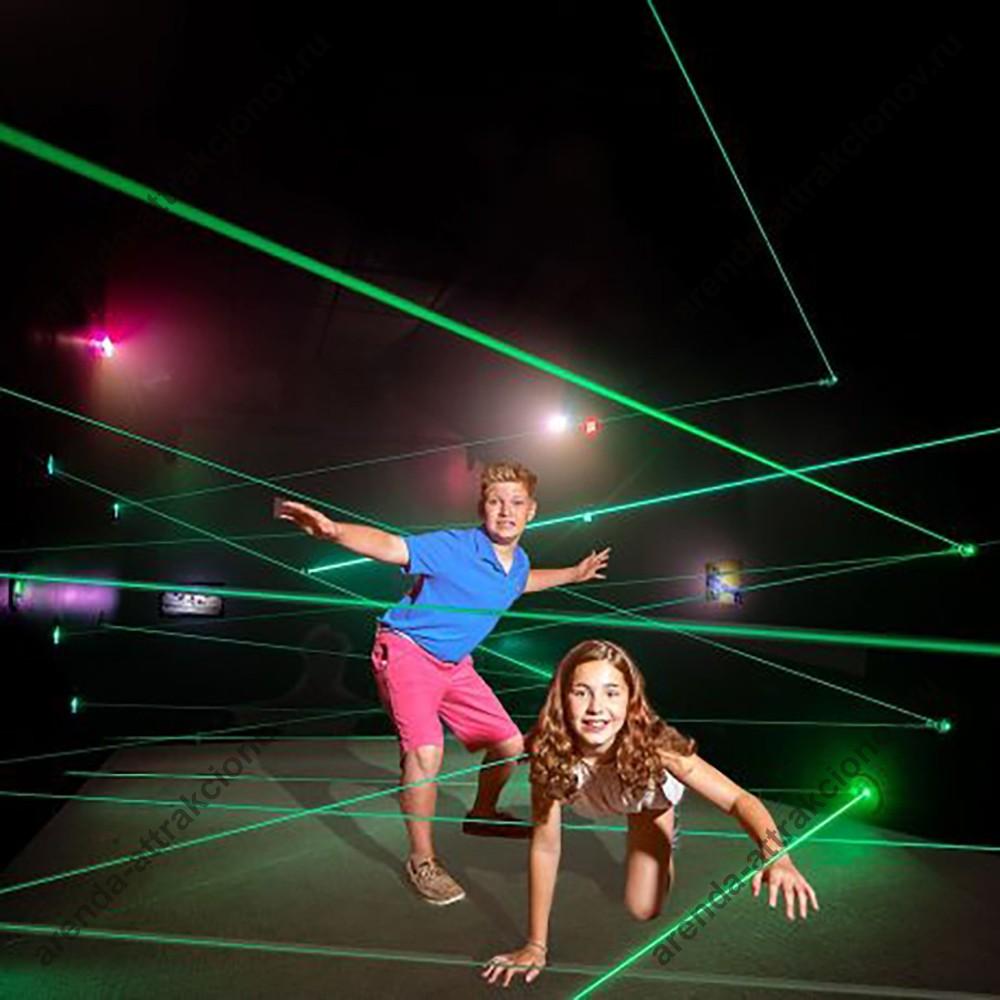 лазерный лабиринт в аренду на мероприятие