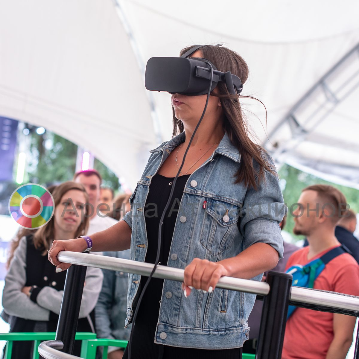 Аренда Платформы VR