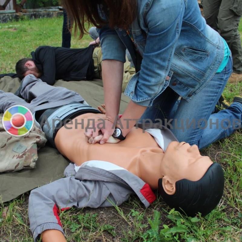 Тренажёр искусственного дыхания в аренду