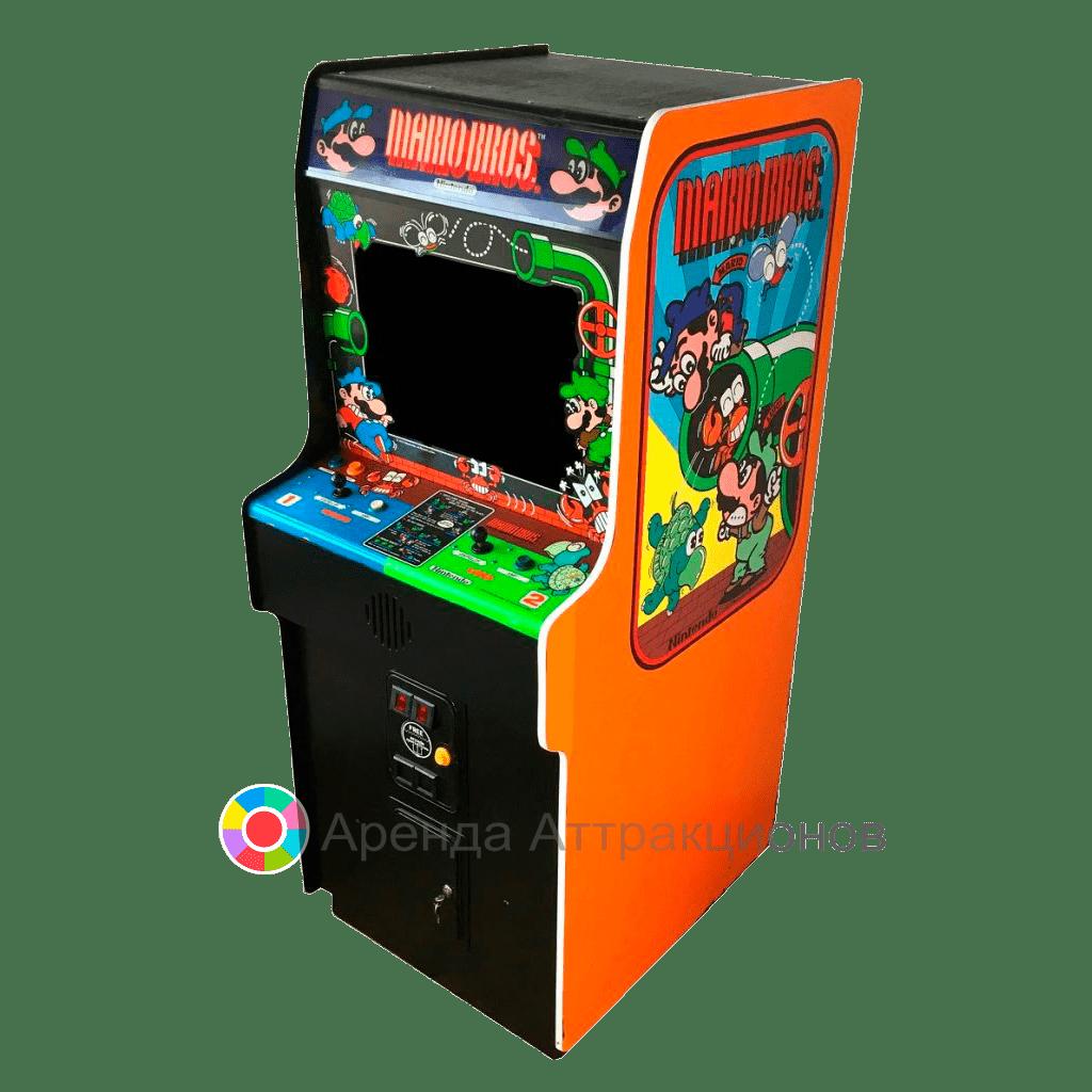 Супер марио - Советский игровой автомат