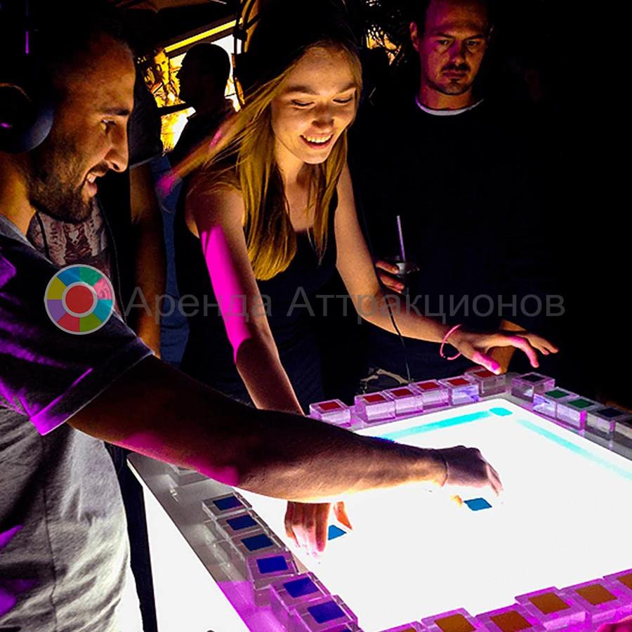 Музыкальный интерактивный стол
