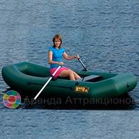 Надувная лодка  для водного батута