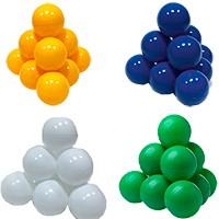 Сортировка шаров для батута Человек - Паук