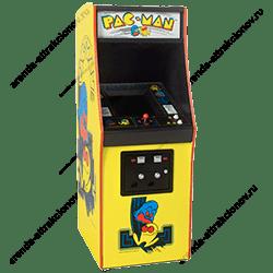 PACMAN - Советский игровой автомат