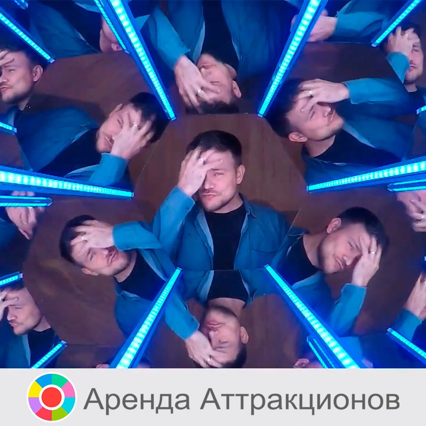 Брендирование видеоролика для аттракциона Фотобудка Калейдоскоп