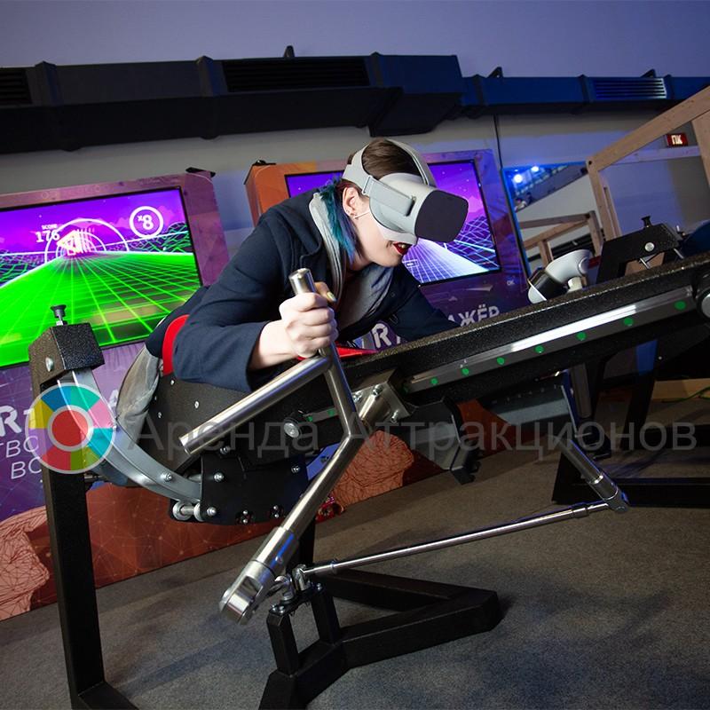 Современный VR аттракцион на праздник