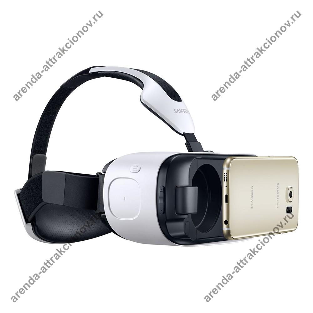 Аренда Samsung Gear VR на мероприятие