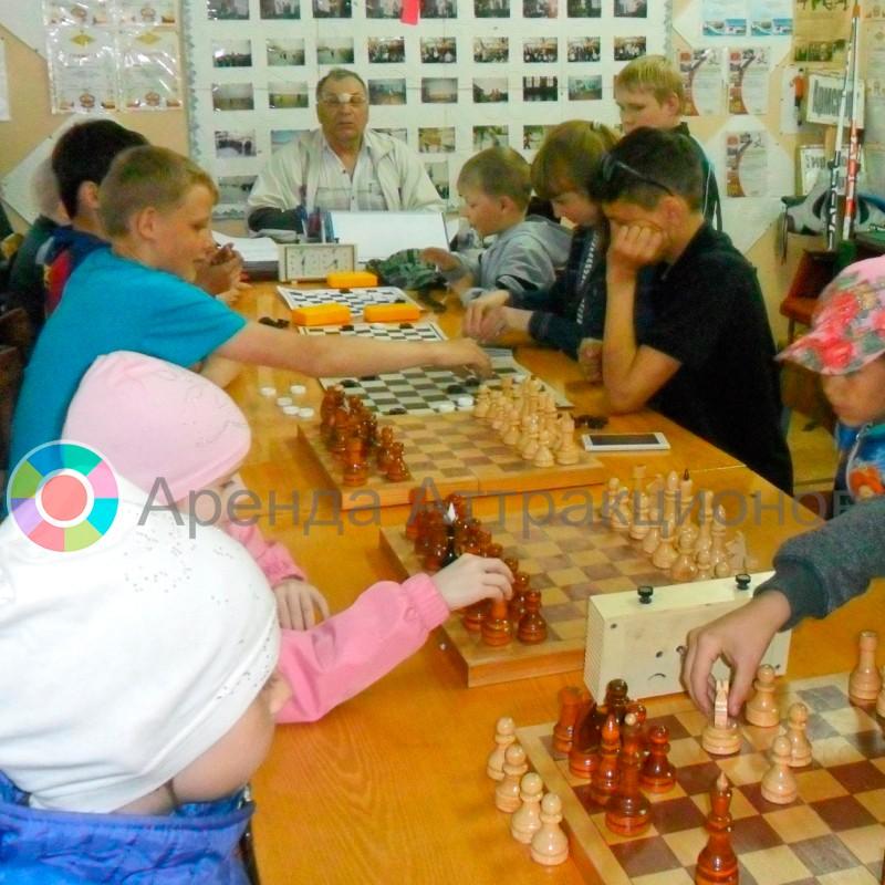 Стол для шахмат в аренду