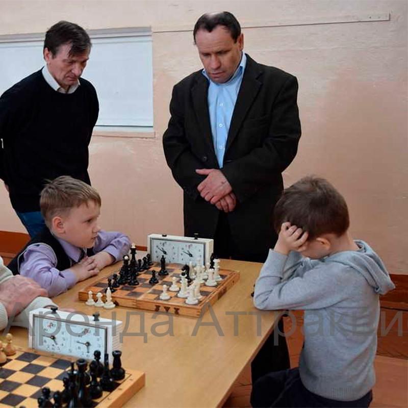 Судья по шахматам в аренду