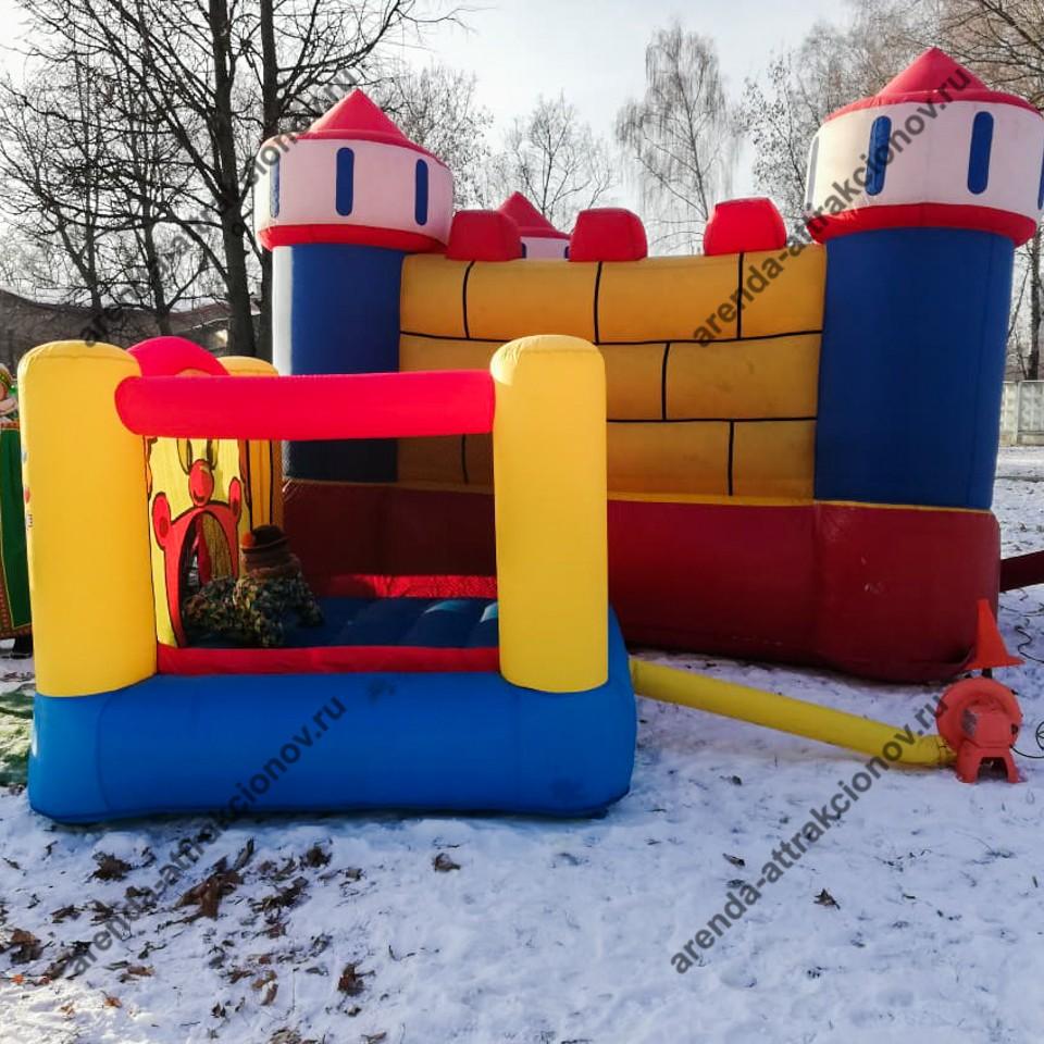 Батут Замок на праздник