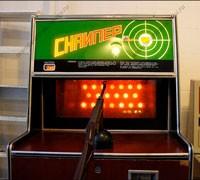 Снайпер - Советский игровой автомат