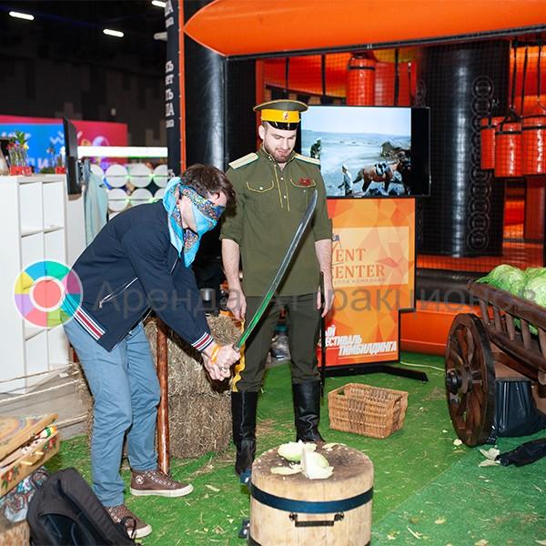 Организуем праздник в русской тематике
