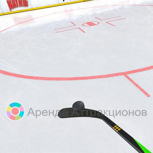 Хоккей VR на мероприятие
