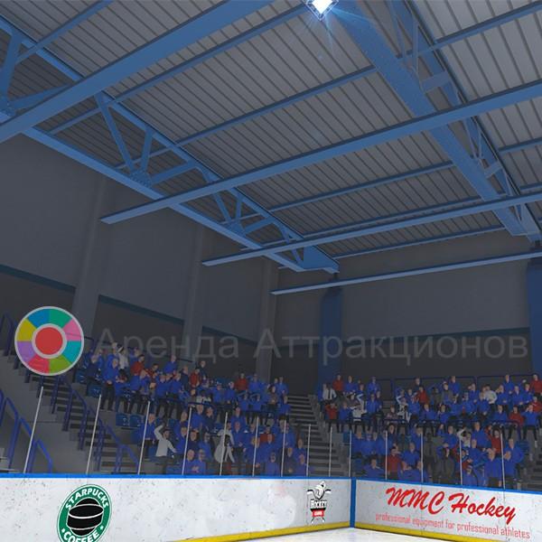 Хоккей VR на праздник
