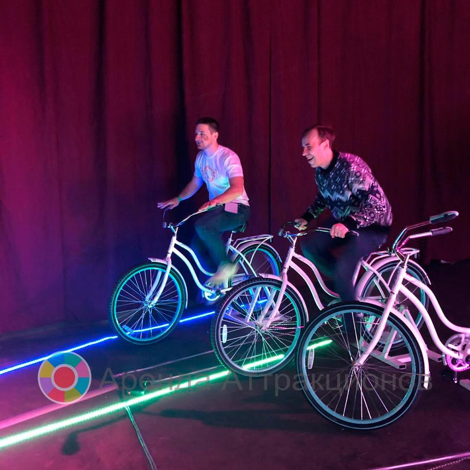 Велоёлка в аренду