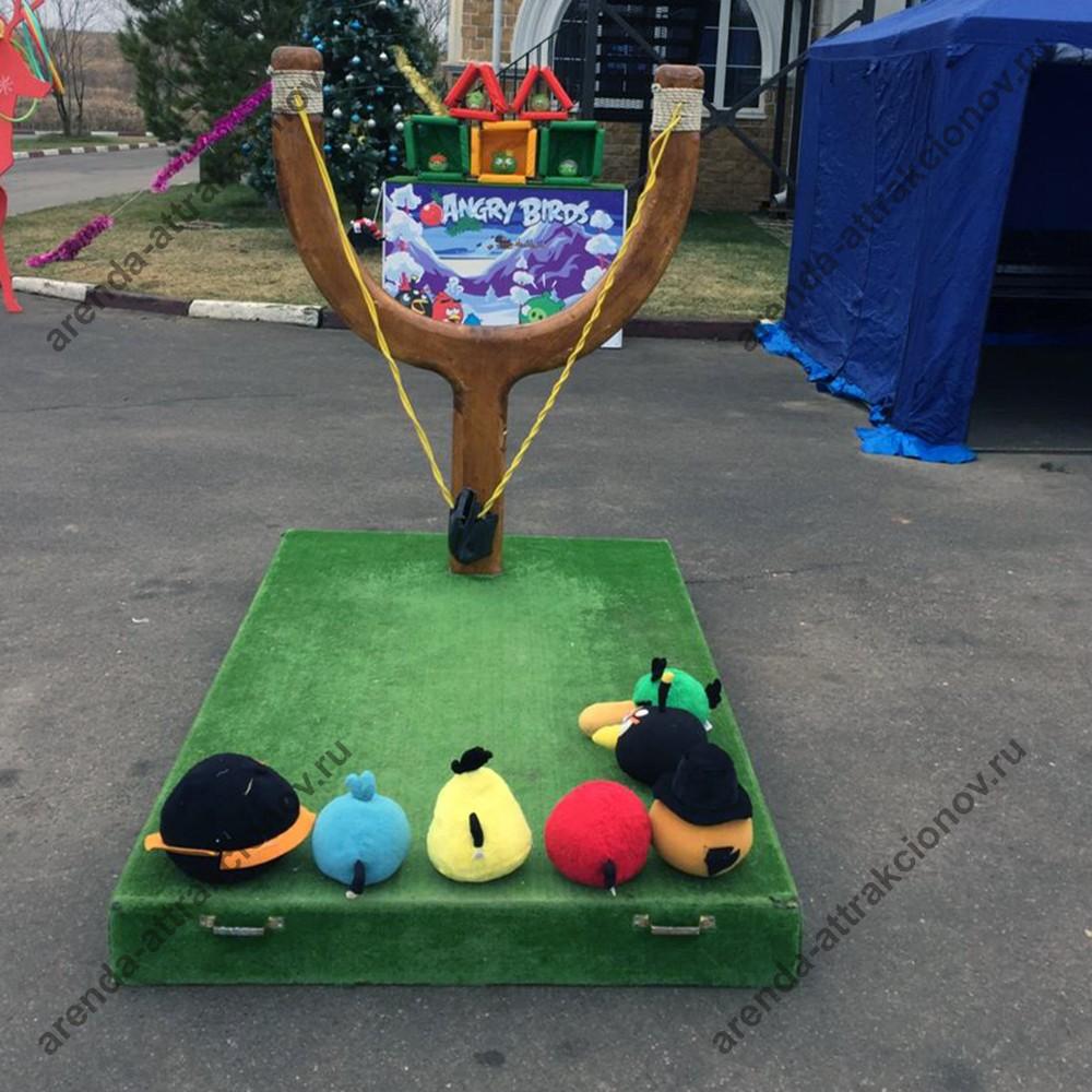 Angry Birds Новогодние аренда