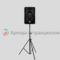 Усиление звука для музыкального интерактивного стола