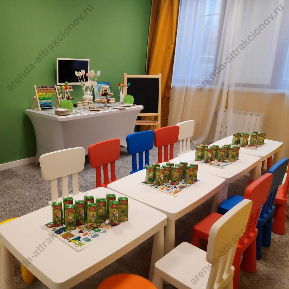 Сладкий стол на детский праздник