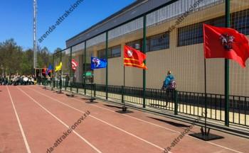 аренда флага и флагштока