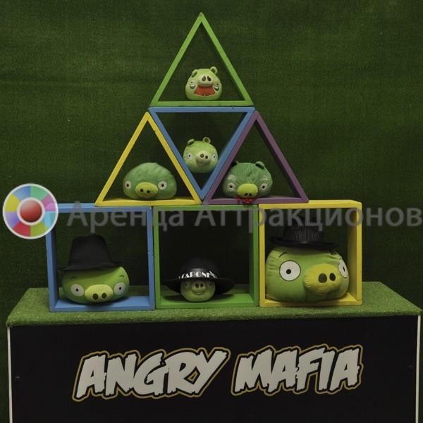 закажите  Angry Birds Гангстеры  и вы не пожалеете!